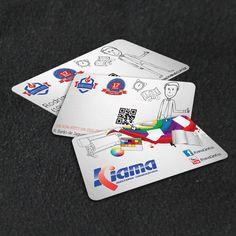 Cartão de Visitas - Kiama