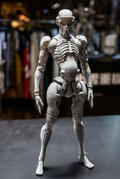 1000toys 1/6 Promotion Body Designed by Yoji... - Rocketumblr