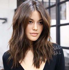 Medium Length Hairstyles for Girls
