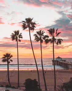 Manhattan Beach California by @debodoes by CaliforniaFeelings.com california cali LA CA SF SanDiego
