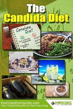 What is the Candida Diet and how does it improve your health.