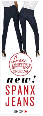 Spanx Store - US-The Signature Straight in Dark Dipped | Straight | on Spanx.com