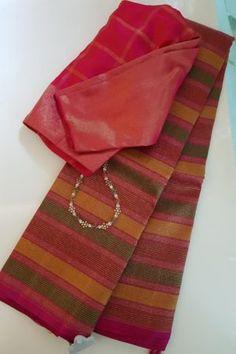 Silk Saree Kanchipuram, Organza Saree, Silk Sarees, Blouse Patterns, Blouse Designs, Saree Accessories, Saree Blouse, Sari, Vintage Flower Girls