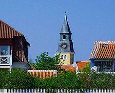 Vissersdorp dat tegenwoordig populair is onder de toeristen,Skagen Denemarken