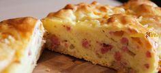 Pan Brioche con Prosciutto e Formaggio anche Senza Glutine – Ricette di Cucina