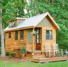 Cozy Little House: Dreaming Of A Tiny Home?