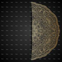 Vector gold ornament. stock vector art 27623136 - iStock