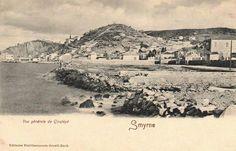 Göztepe, İzmir / Smyrne, Gioztépé.