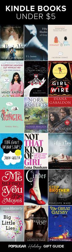 Cheap Kindle books!