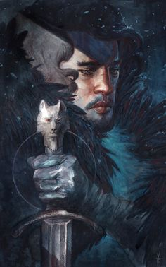 A Song of Ice and Fire on Behance