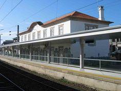 João Alves de Sá | Estação Ferroviária de / Railway Station of Rio Tinto | 1936 #Azulejo #JoãoAlvesdeSá