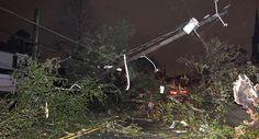 Al menos 11 muertos tras tormenta en sur de EEUU antes de Navidad