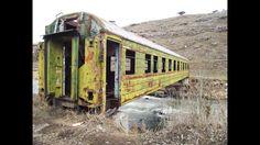 #train #mountain #vintage #bridge