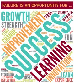 Harvard Business School Manifesto: Failure is an opportunity for ___________________________. #HBS