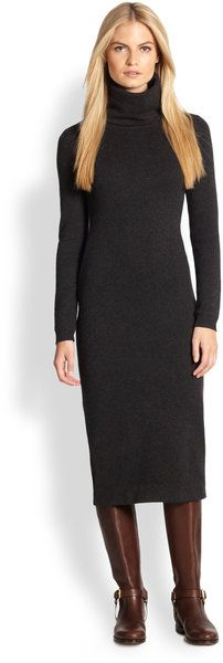 ralph-lauren-black-label-charcoal-melange-cashmere-turtleneck-dress-product-1-12934891-125904213_large_flex.jpg www.bmoiselle.com202 × 600Search by image ... the knee. A cutout v-back and off-center vent offer an intriguing finish. Cashmere/silk/rayon/wool; dry clean. Collectors. RALPH LAUREN BLACK LABEL