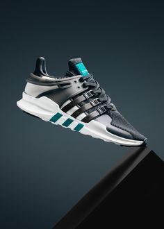 "Adidas Originals EQT Support ADV ""Sub Green""  #Adidas #EQT #Support #Fashion #Streetwear #Style #Urban #Lookbook #Photography #Footwear #Sneakers #Kicks #Shoes"