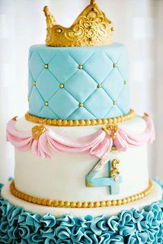 festa de aniversário cinderella