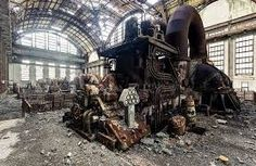 Image result for abandoned american cities