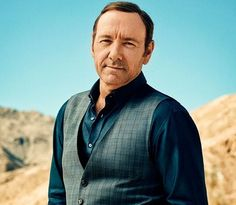 Kevin Spacey by Miller Mobley for The Hollywood... - Kevin Spacey