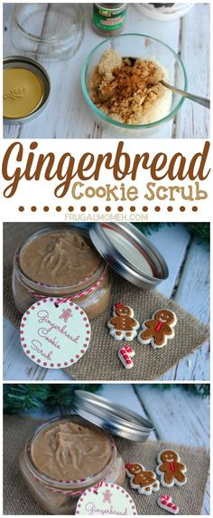 Nothing says Christmas like Gingerbread Cookies and this Gingerbread Cookie Scrub makes an awesome DIY Christmas or hostess gift. It literally smells like your Grandma's home when she would bake her famous Gingerbread Cookies. Seriously! The best part though is that you don't need to count your calories and your skin will be left feeling …