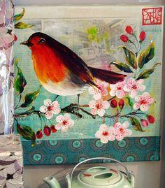 0840 -Bird by Sophie Adde