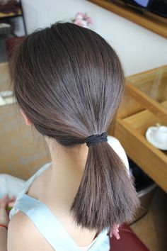 Long Hair Ponytail, Ponytail Hairstyles, Beauty Women, Hair Clips, Short Hair Styles, People, Thick Hair, Photography, Japanese