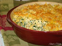 Southwestern Turkey Casserole Is A Great Use Of Turkey Leftovers! - Click for More...
