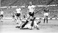 Banks, 1966 World Cup, England Football, World Cup Final, Referee, London, Held, Finals, Germany