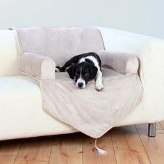 Trixie King of Dogs siège chien pour sofa 70 × 200 cm beige - matériel - La Compagnie Des Animaux