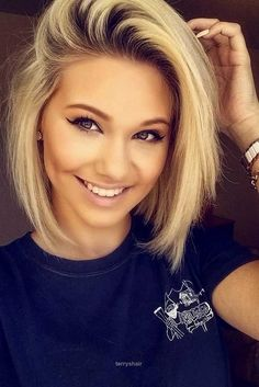 Magnificent Blonde Short Hairstyles for Round Faces ★ See more:  glaminati.com/…   The post  Blonde Short Hairstyles for Round Faces ★ See more: glaminati.com/……  appeared first on  Hair by Terry .