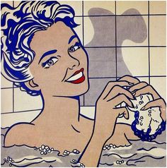 Bath Time pOp ArT #google