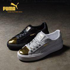 Puma Tan Platform