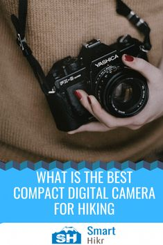 best compact digital camera for hiking Best Compact Digital Camera, Dslr Or Mirrorless, Hiking Gifts, Point And Shoot Camera, Go Outdoors, Camera Lens, Gift Ideas, Gift Tags