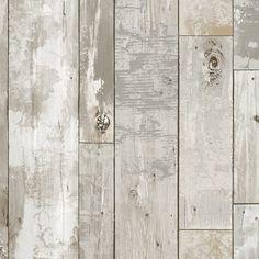"""Restored Deena Distressed 33' x 20.5"""" Wallpaper Roll"""