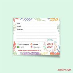 Shipping Sticker x cm Business Inspiration, Packaging Design Inspiration, Logo Sticker, Sticker Design, Label Design, Logo Design, Identity Card Design, Business Labels, Thank You Card Design