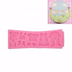 3D Silicone Cloth Fondant Chocolate Mold Mould Cake Decoration  What does include #goodbuy:  Enjoyable shopping at cheapest prices Best quality goods 24/7 support & easy communication 1 day products dispatch from warehouse Fast & reliable shipment (7-25 business days)    Product...
