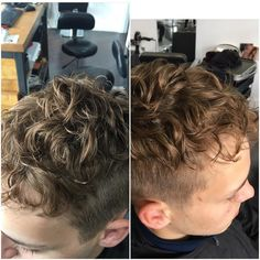 25 best mens perm images in 2016  curly hair men curly