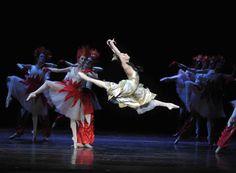 Viktoria Tereshkina in Alexei Ratmanskys The Little Humpbacked Horse Mariinsky