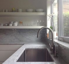 Grohe Concetto Faucet in Izabella's Kitchen new kitchen faucet Kitchen On A Budget, Diy On A Budget, New Kitchen, Kitchen Ideas, 1960s Kitchen, Long Kitchen, Summer Kitchen, Cheap Kitchen, Kitchen Inspiration