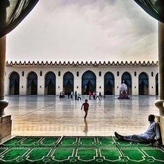 Al Hakem bamr Allah Masjed, Cairo