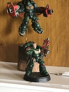 Dark angel primaris