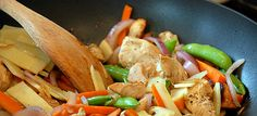 15 basic stir fry sauce recipes - nice, compact resource!