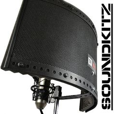 Amazon.com: Soundkitz AE-F 2 Way Acoustic Audio Recording Filter for Studio and Home: Musical Instruments
