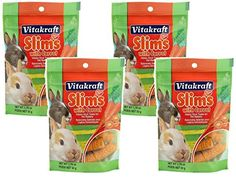 LOOK!! Vitakraft Slims with Carrot for Rabbits - 4 PACK $ Check more at https://netherlanddwarfbunny.com/p/vitakraft-slims-with-carrot-for-rabbits-4-pack/ #dwarf #dwarfbunny #netherlanddwarf #netherlanddwarfbunny #bunny #bunnycare