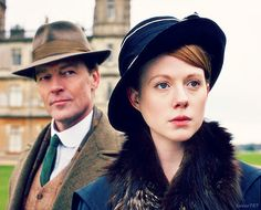 Two Former 'Downton Abbey' Stars Reunite For New Medical Drama 'Breathless'.