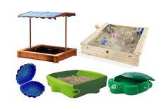 Der Sandkasten – ein Spielplatz, der nie aus der Mode kommt #affektblog #Sandkasten #SandkästenfürKinder #Sandkästen Baby Accessories, Fashion Styles, Kids Sandbox, Small Terrace, Playground, Crate, Gifts