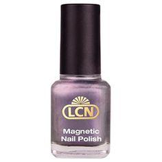 LCN Magnetic Nail Polish - Amazing Mauve
