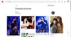 (8) Pinterest • The world's catalog of ideas Christina Grimmie, Catalog, Polaroid Film, World, Ideas, Brochures, The World, Thoughts
