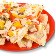 Nacho Average Fajita Nacho from Wholly Salsa Chicken Appetizers, Yummy Appetizers, Appetizer Recipes, Mexican Food Recipes, Beef Recipes, Cooking Recipes, Ethnic Recipes, Guacamole Recipe
