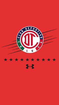 Deportivo Toluca of Mexico wallpaper.